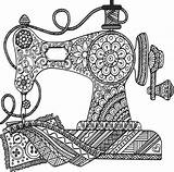 Mandala Zentangle Svgs Coloring Geeksvgs Sewing Machine Drawing Drawings Wo Adult Svg Cricut Elephant Pdf Patterns 3d Finde Attempt Kostenlose sketch template