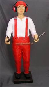 Schreiner Modellbau : werbefigur schreiner elektriker mechaniker figur statue werbeaufsteller kaufen bei helga freier ~ Buech-reservation.com Haus und Dekorationen