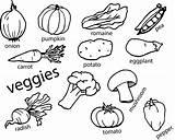 Vegetables Coloring Vegetable Fruits Fruit Sheets Printable Names Garden Veggie Worksheet Preschool Colouring Worksheets Template Normal Wecoloringpage Dumbo Jumbo Bathing sketch template