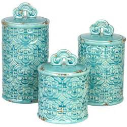 kitchen canister sets vintage chinois canister set for the home