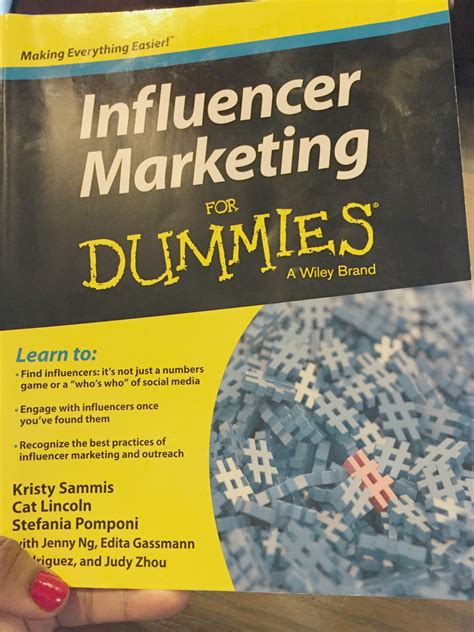 marketing for dummies rattling reads influencer marketing for dummies rattles