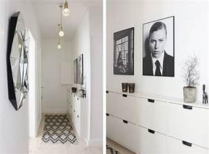 Einrichtungsideen Schmaler Flur : 1000 ideen zu schmaler eingangsbereich auf pinterest ~ Sanjose-hotels-ca.com Haus und Dekorationen