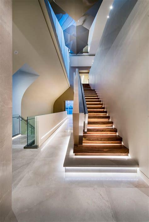 memorable contemporary staircase designs