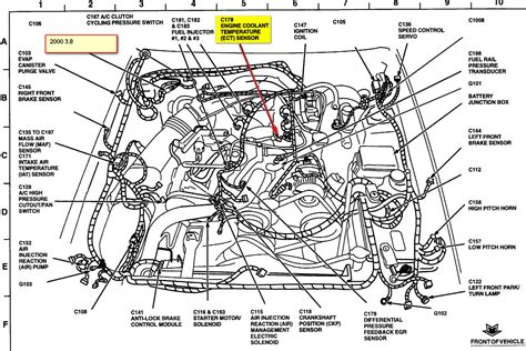 Ford Mustang Changing Sensor Trying Find