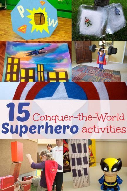 15 activities for to conquer the world my 450 | 9bba7e2767196be7fd4334b5a2bd02ba