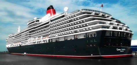 Cunard's Queen Victoria Vessel