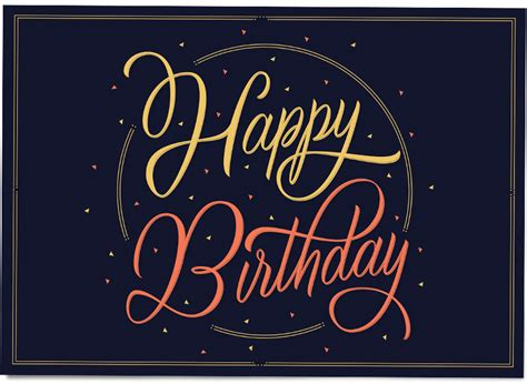 happy birthday by martina flor for lettercollections com letter collections by martina flor
