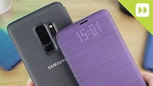 Angebote Samsung Galaxy S9 : samsung led view cover galaxy s9 violett ab 34 90 ~ Jslefanu.com Haus und Dekorationen