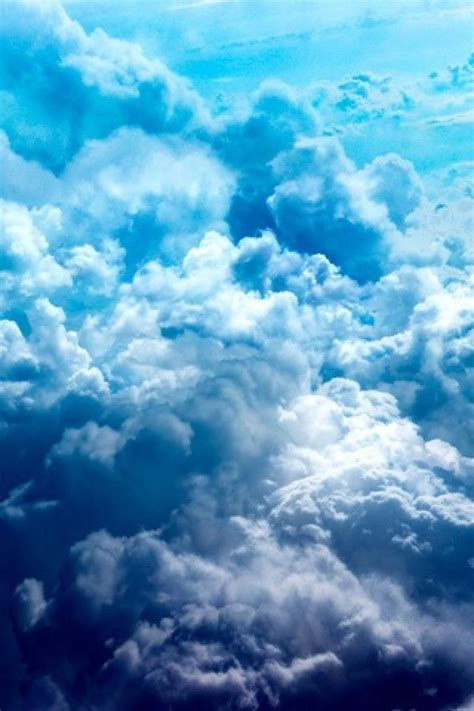 A Dream   Clouds, Blue clouds, Sky and clouds