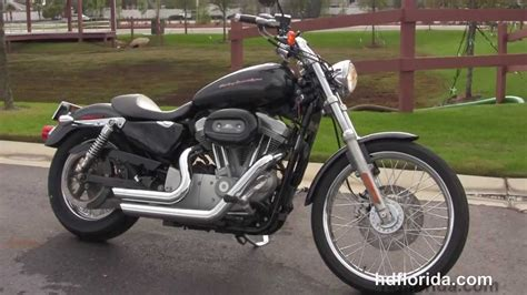 used 2007 harley davidson iron 883 motorcycle for sale