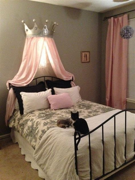 mop bucket bed crown     bed canopy home