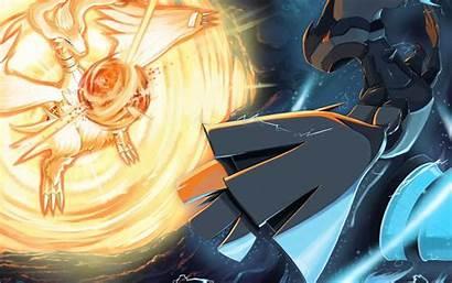 Pokemon Epic Wallpapers Battle Backgrounds Legendary Cool
