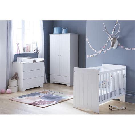 chambre complete bebe conforama chambre bébé complète blanc scandinave