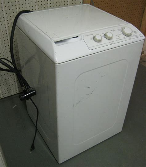 Washer For Apartment by Whirlpool 120v Compact Apartment Size Washer Washing