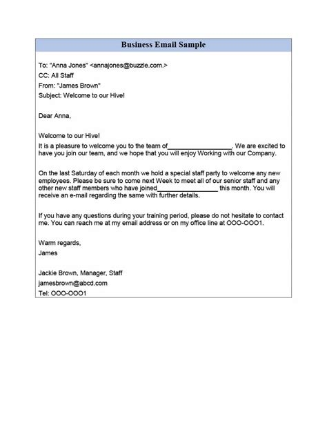 professional email format 30 professional email exles format templates