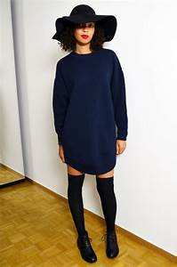 Mercredie blog mode over the knee tights socks forever21 for Robe chaussette