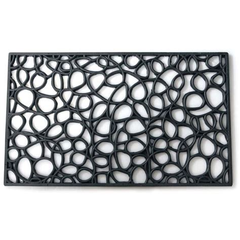 Rubber Doormat Headboard by Recycled Rubber Doormat Design Products Packaging