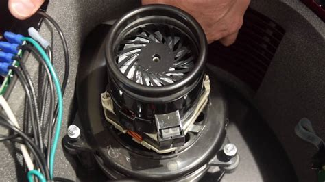 central vacuum motor replacement youtube