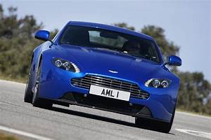 Foto: Aston Martin V8 Vantage S Cobalt Blue Aston Martin ...