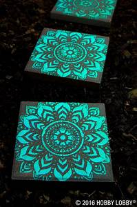 DIY Home Sweet Home: 9 Glow-In-The-Dark Projects Perfect