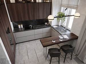 Luxurious, Interior, With, Wood, Slat, Walls