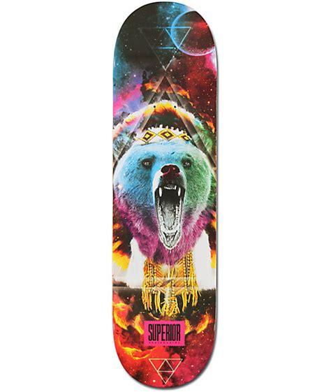 superior uzumati 8 4 quot skateboard deck zumiez