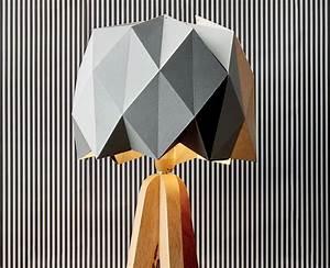 Abat Jour Origami : fabriquez un abat jour origami ma ville moi ~ Teatrodelosmanantiales.com Idées de Décoration