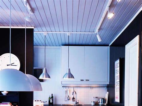 eclairage cuisine ikea eclairage plafond cuisine led pour clairer prcisment