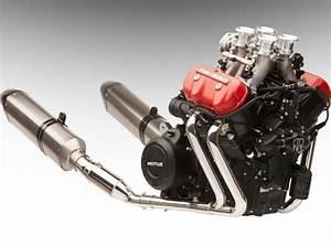 Motus Mv4r Crate Engine