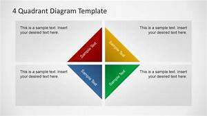 Quadrant Shapes For Powerpoint