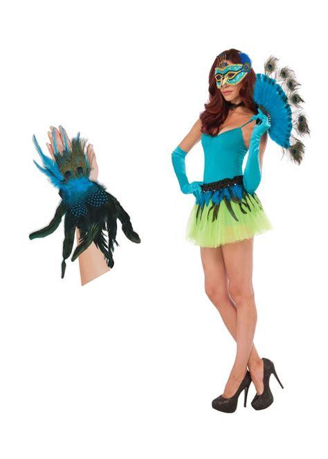 peacock women costume kit animal costumes