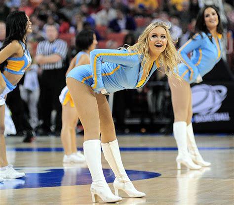 total pro sports  cheerleader sweet     ncaa