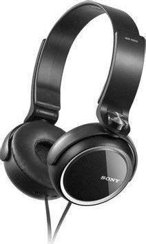 Buy Sony MDRXB250 Over Ear Headphone Black – Price