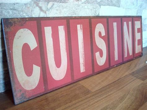 plaque deco cuisine retro plaque deco cuisine retro