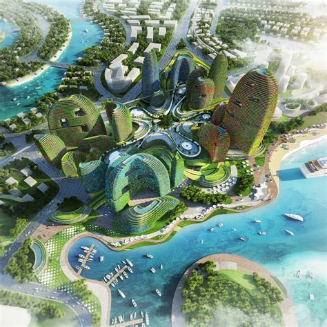 lava reveals runner  forest city design  malaysia