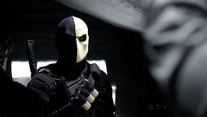 Arrow Deathstroke Wallpapers Series Tv Arrows Slade