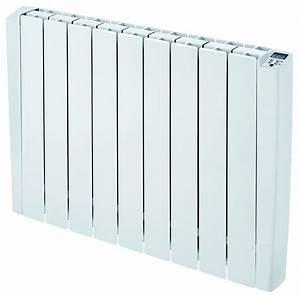 Radiateur Mobile Electrique : radiateur venere lectrique en aluminium ~ Edinachiropracticcenter.com Idées de Décoration