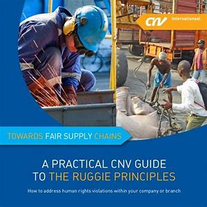 A Practical Cnv Guide To The Ruggie Principles