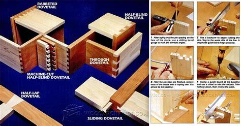 dovetail technique woodarchivist