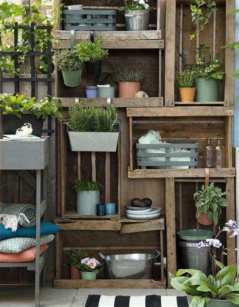 idees pour amenager  petit balcon elle decoration