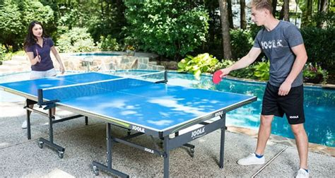 Best Ping Pong Tables by How To Choose A Best Outdoor Ping Pong Table Guide