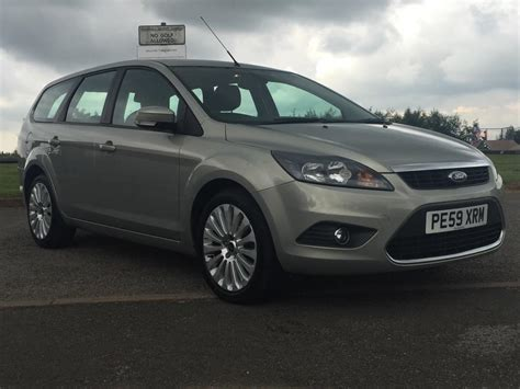 Ford Focus Automatic by Used 2009 Ford Focus 2 0 Titanium Estate 5dr Petrol
