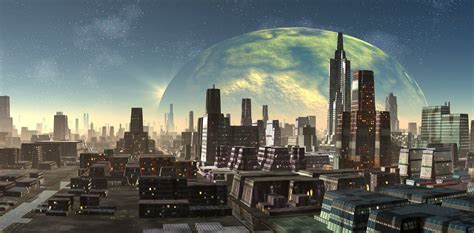 Past visions of future cities were monstrous, but now we ...
