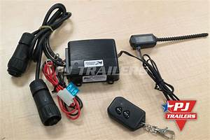 Wireless Remote For Trailers