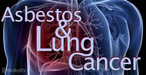 asbestos  lung cancer medicorx specialty pharmacy