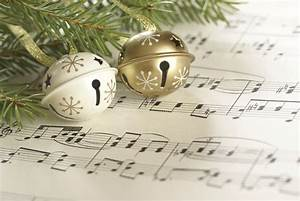 Song For Christmas Golden Music Notes #rQLT