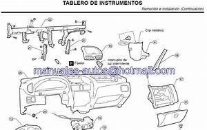 Manual De Mecanica Taller Automotriz Nissan  Manual De Reparacion Nissan Sentra 2001