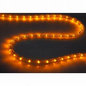 50 U0026 39  Led Rope Light Flex 2 Wire Outdoor Holiday D U00e9cor Valentine Lighting 110v