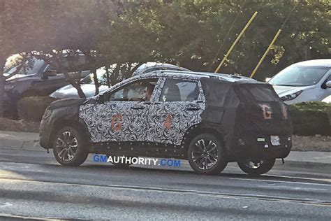 Gmc Granite 2020 by Is Gmc Working On A 2020 Granite Crossover Suv Gm Authority
