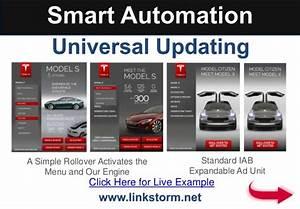 Linkstorm Automotive Ad Deck